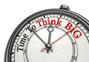 Time to Think Big | David PR
