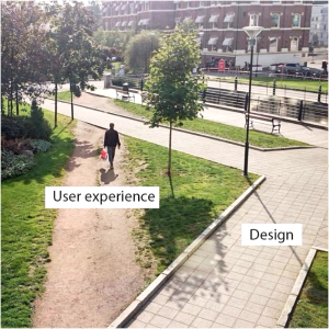 Experience vs. Design