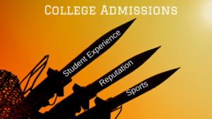 College Admissions Arms Race