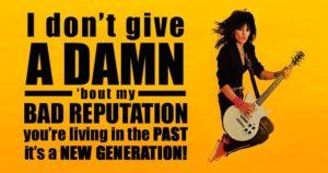 no reputation is a bad reputation David PR