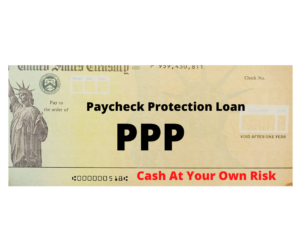 PPP Loans and Reputational Risk
